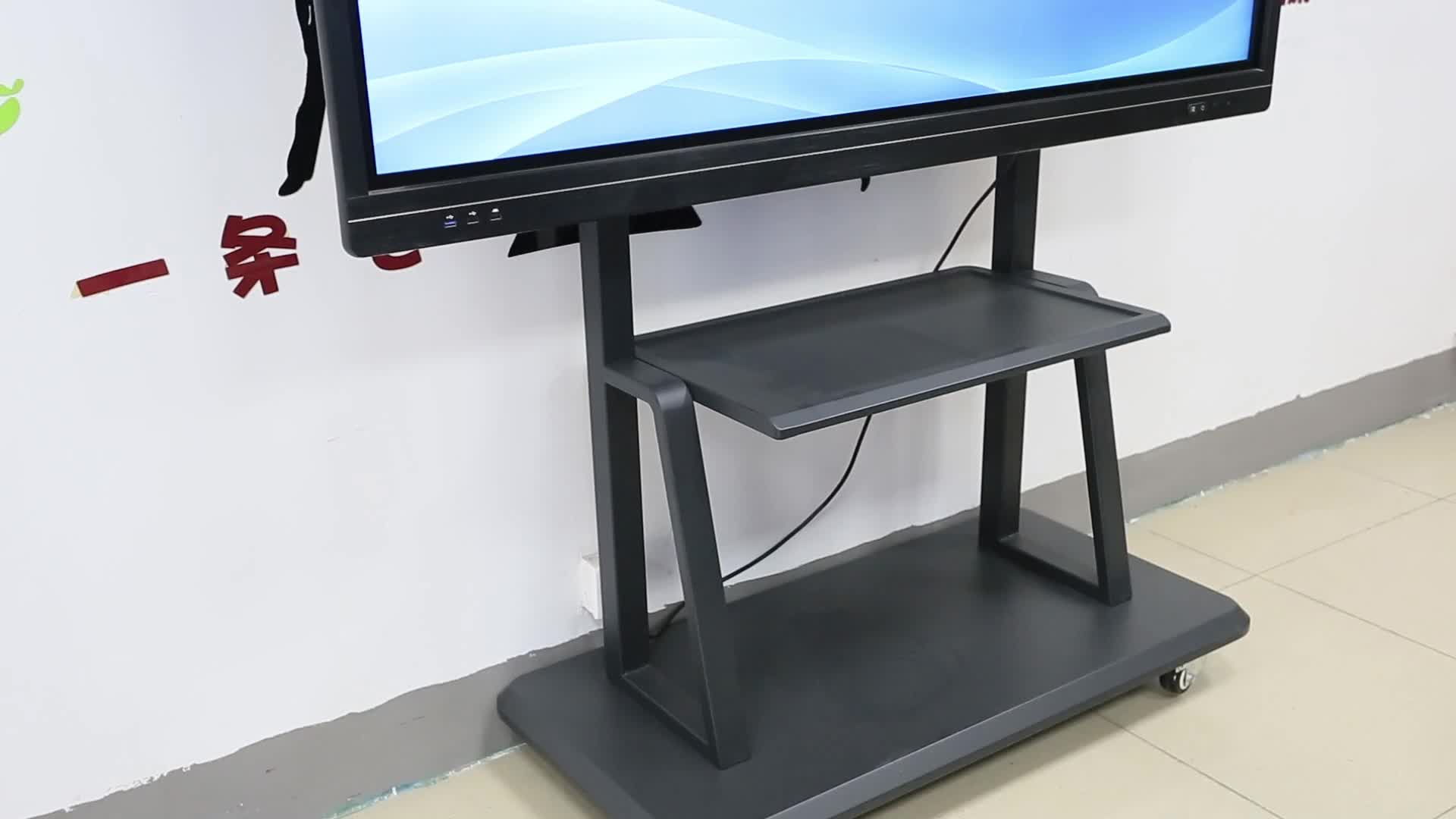 Низкая цена P2 P3 Крытый рекламный светодиодный напольный светодиодный экран для магазина