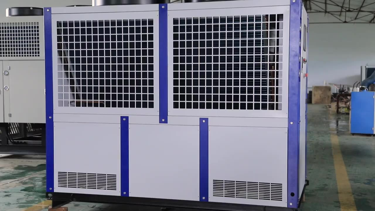 -5-30C industrial cooling machine chiller for machine and plastic injection molding chiller