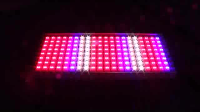 SANSI 200W  400W Dimmable Led Grow Light Full cycle Spectrum Plant Lamp Kit for Indoor Warehouse Vegetable & Fruit