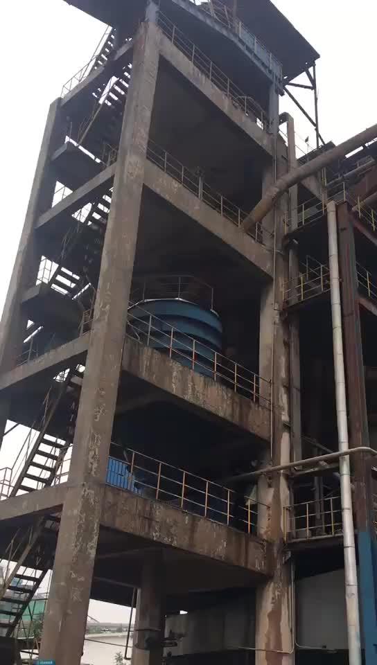 Komplette kleine Zementfabrik Schlüsselfertige Zementproduktionslinie für Zementfabriken
