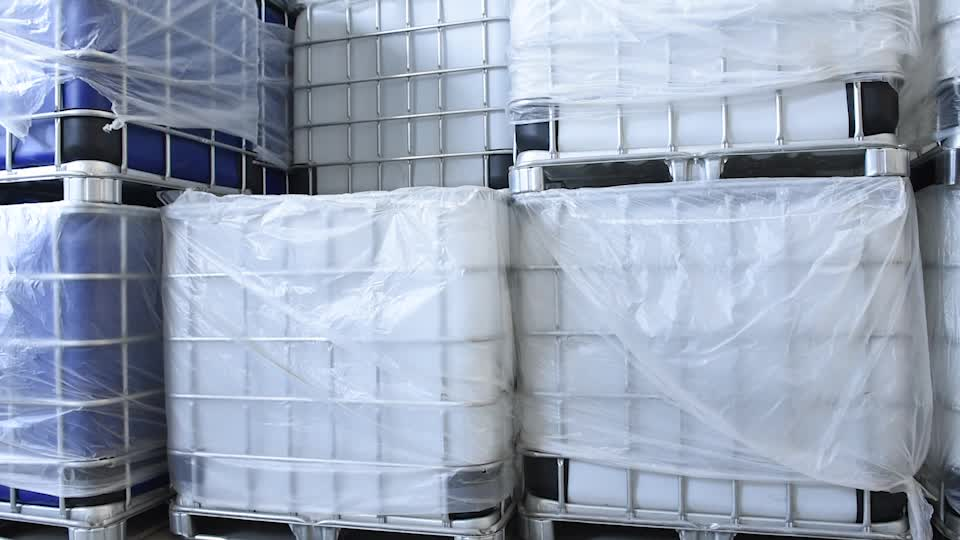 1000l 500 liter stainless steel ibc plastic food grade tote chemical tank container price singapore