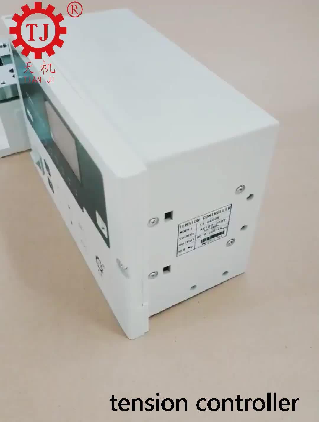 Rebobinadeira e desbobinador usado controlador Automático da tensão