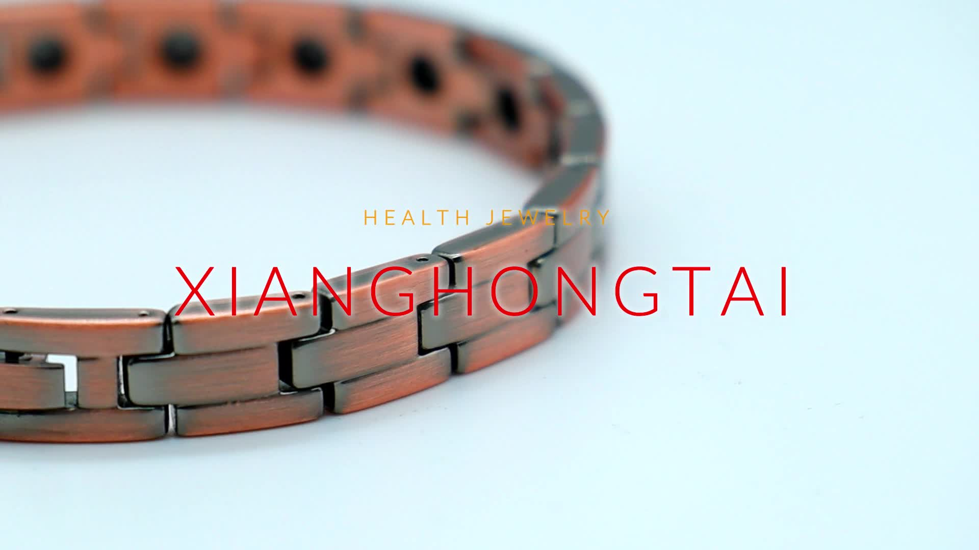 Health Care Magnetic Therapy Arthritis Copper Bracelets