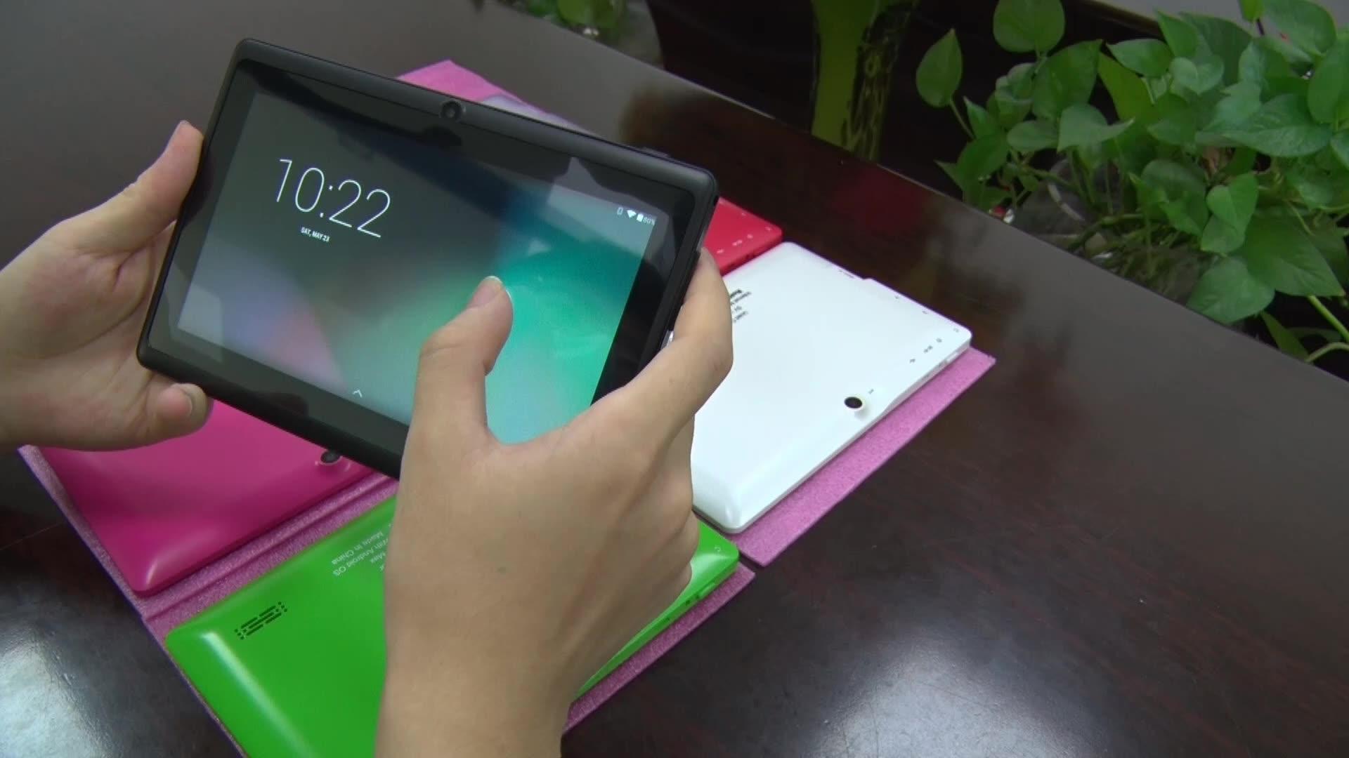 Giá Rẻ Màn Hình Cảm Ứng Trẻ Em Tablet 7 Inch A33 Quad Core Android Tablet
