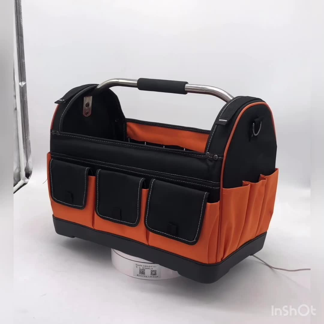 Cleanroom Tool Bag open mouth with PVC bottom