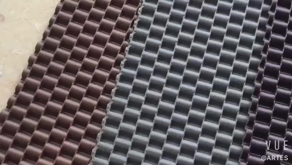 Anti-Slip Piso 4pcs Eco À Prova de Sujeira À Prova D' Água Fácil de Limpar Tapetes de Carro Definir