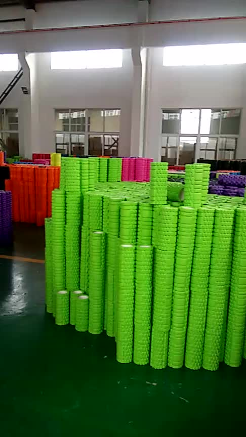 Factory directly sell yoga foam roller various colors