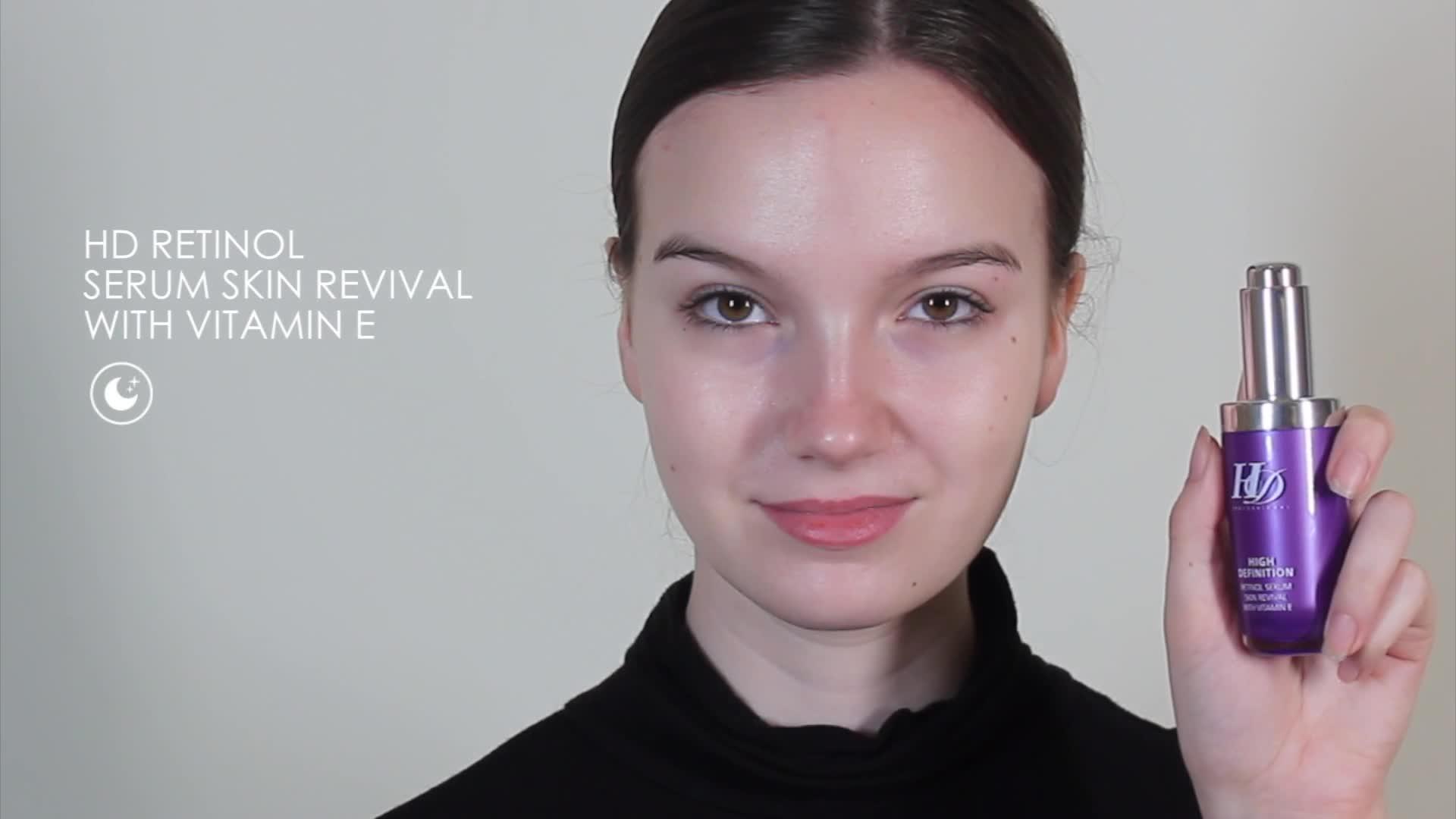 चेहरे सौंदर्य प्रसाधन मुँहासे सीरम विरोधी शिकन