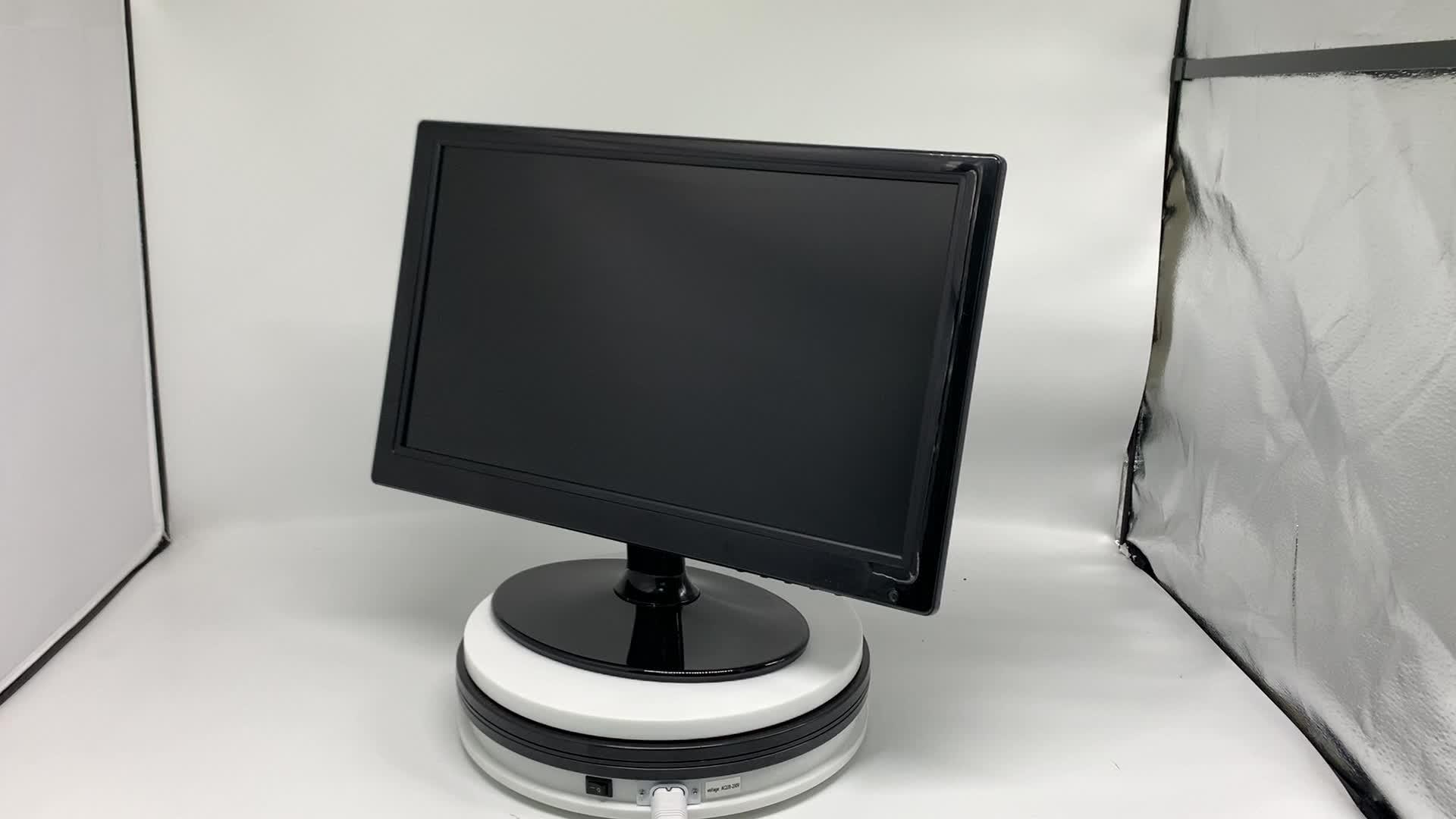 良質フル HD 1080 p IPS 15 インチ 17 インチ Led モニタ 12 ボルト Dc 電源