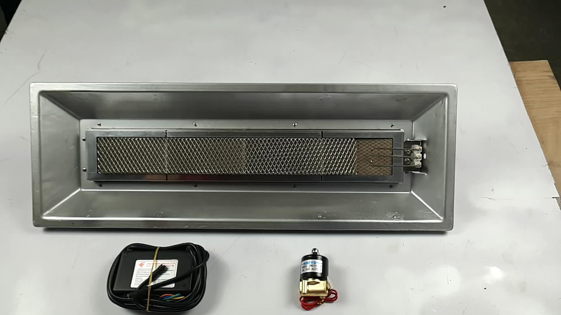 Encendedor de pulso eléctrico para estufa de Gas