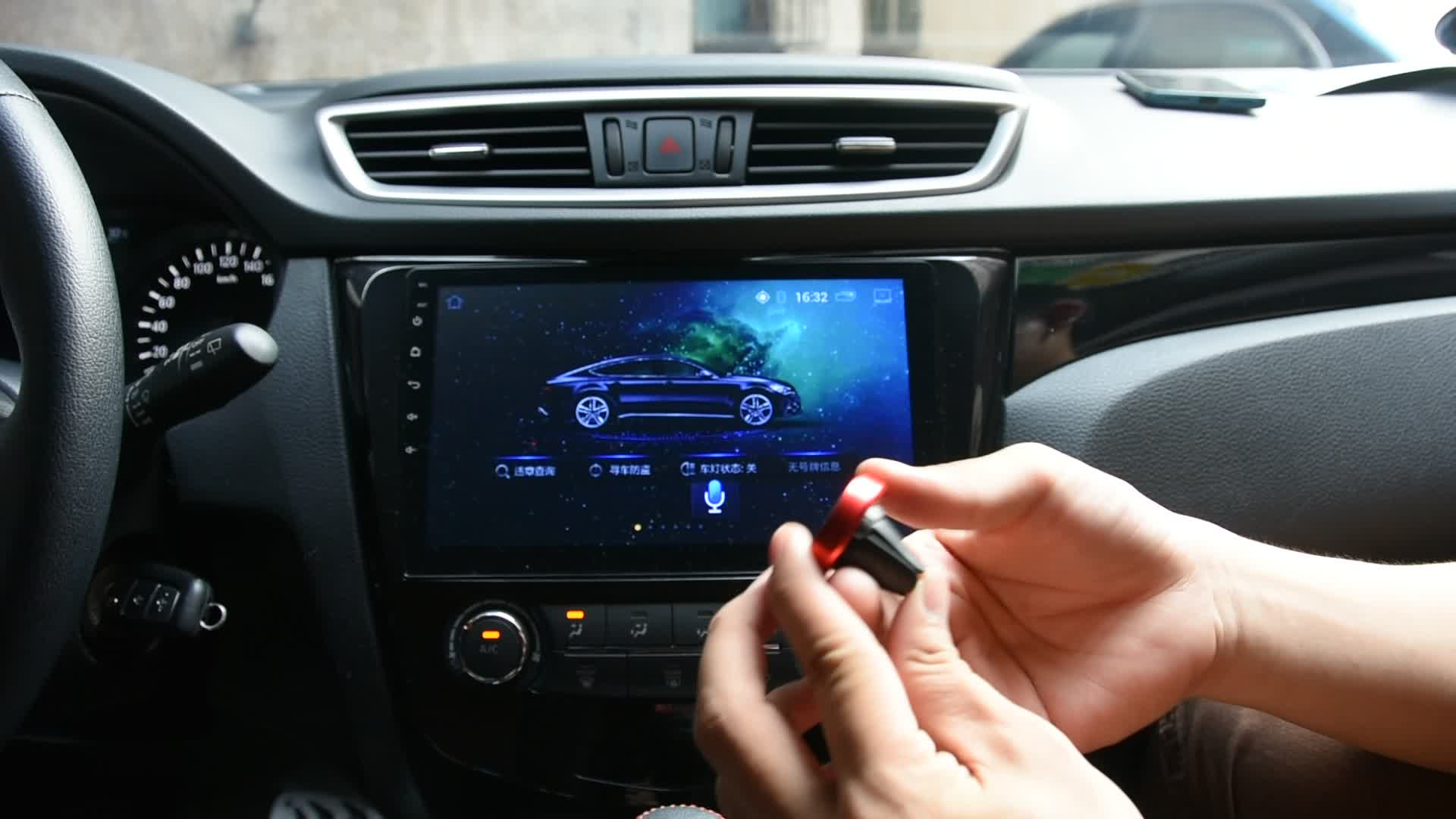 2018 wholesale air vent magnetic car mobile phone holder car magnet mount for iphone GPS holder