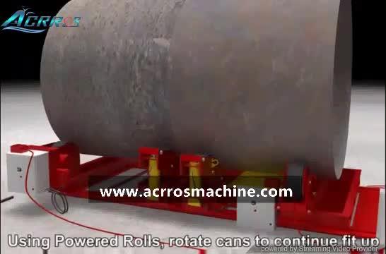 Angepasst Fabrik verkauf elektrische rotatorische mit trolley 2000x4000mm spalte auto schweißen manipulator mit CE