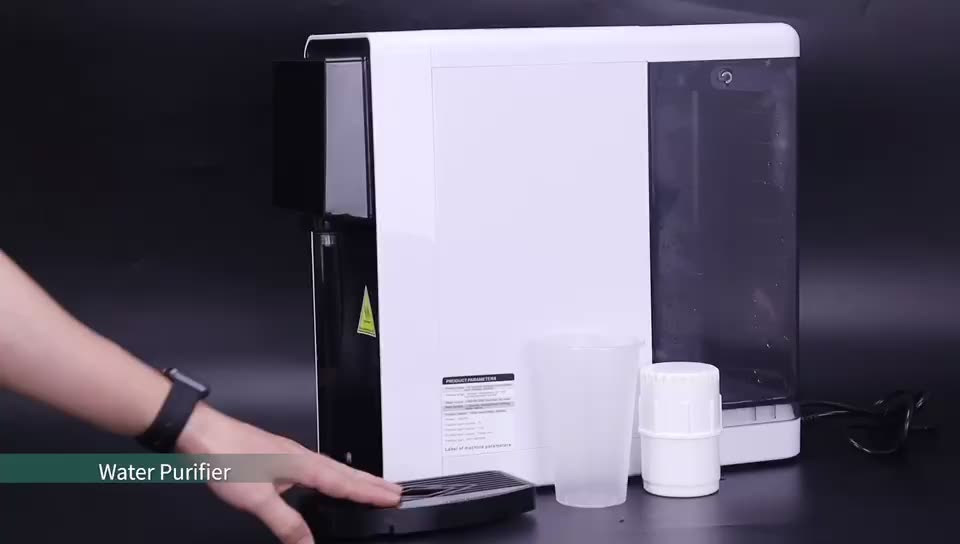 Agcen 2020 best quality RO heating protection water dispenser