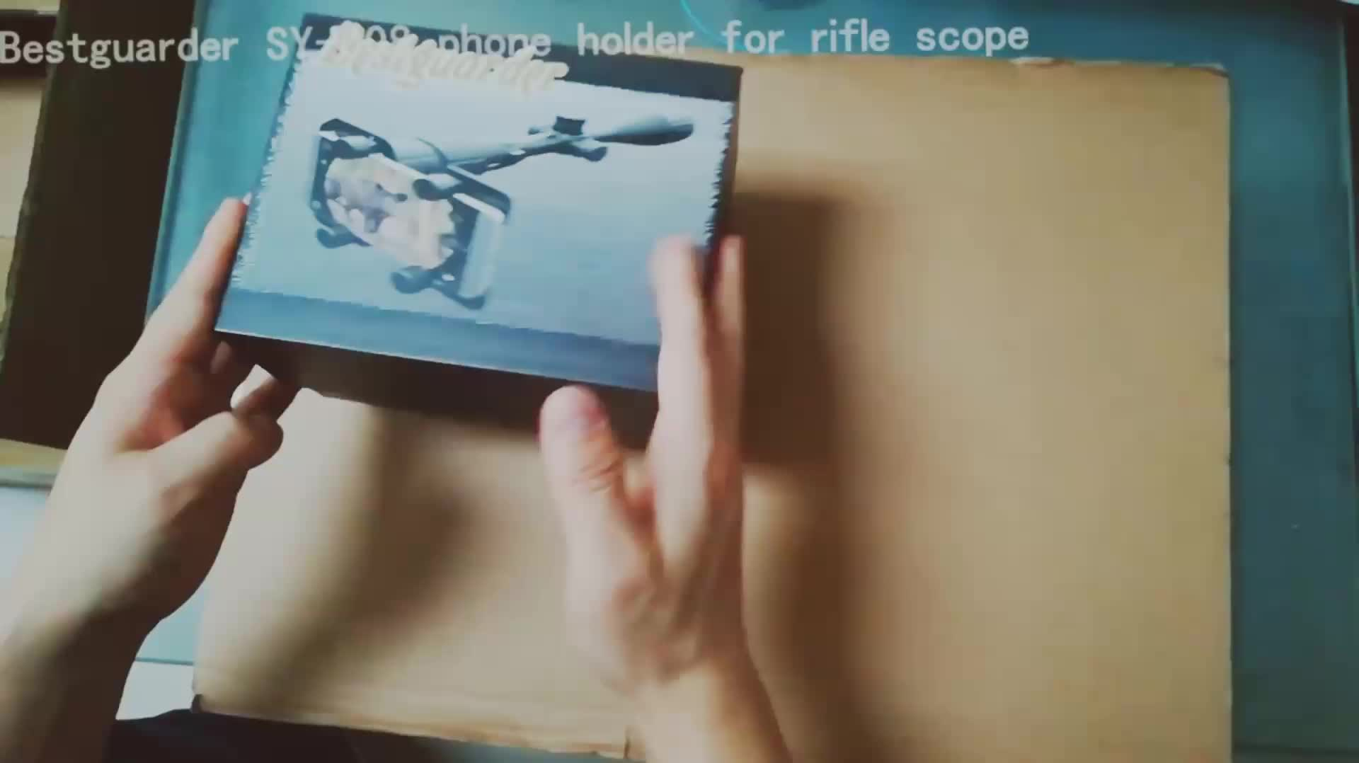 "4""-6"" smartphone Scope adaptor Bestguarder"