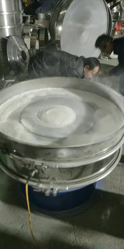 304stainless steel food test vibrating sieve