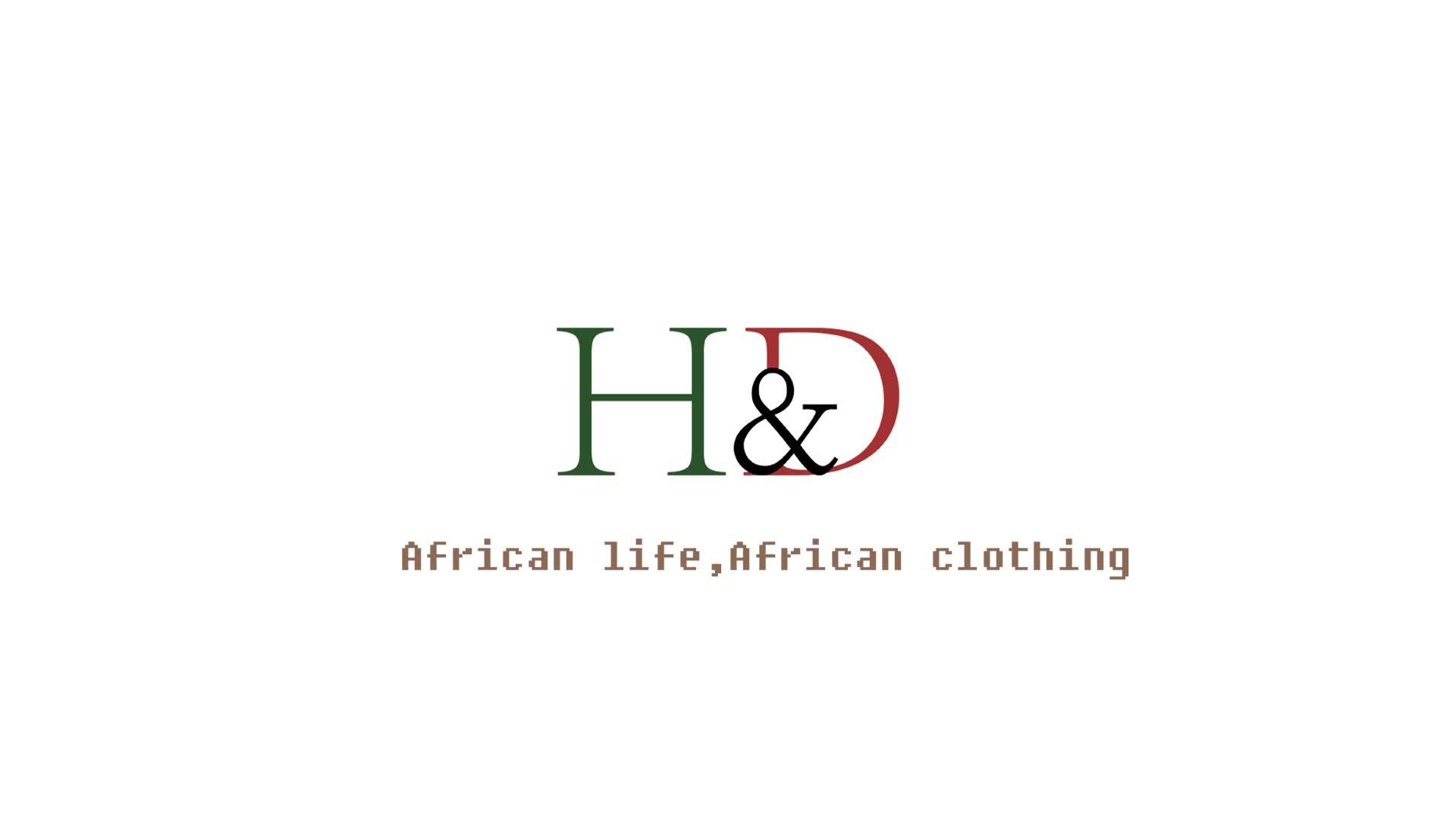 H & d多く卸売中国工場接続名ブランド服アフリカ発売中