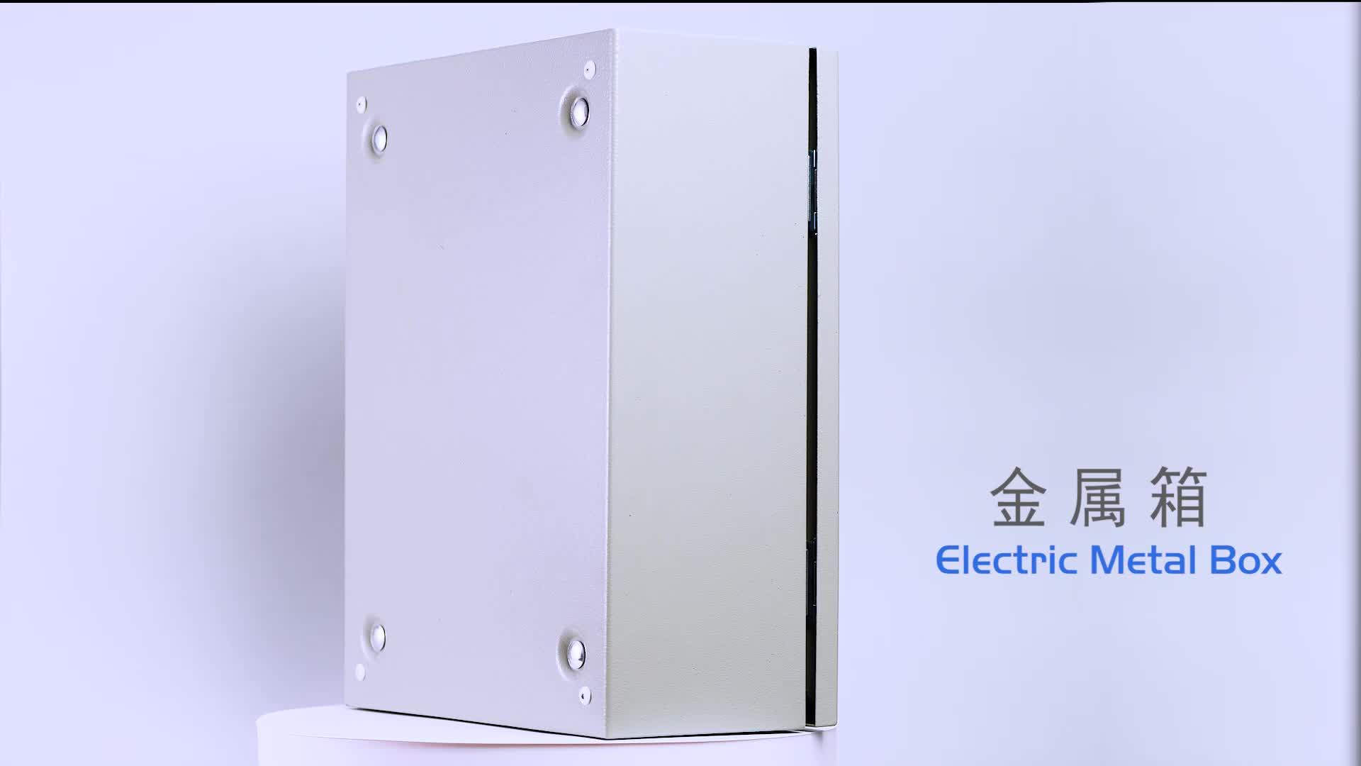 Outdoor/Ondergrondse NEMA 3 R Elektronische Project Behuizingen Voor Voedingen en elektronica met CE ROHS