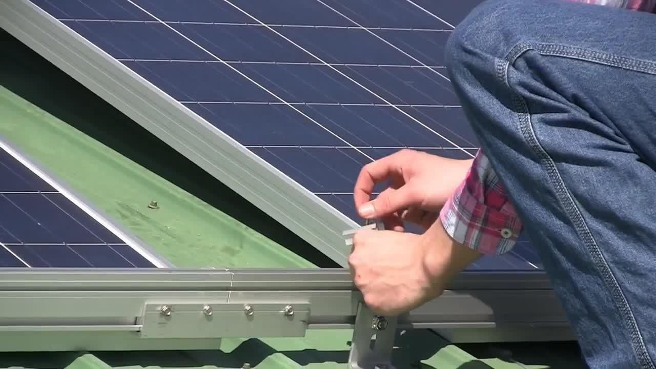 Split Phase 240 v Solar Panel System 5KW 10KW 20kw Lagerung Home Solar Power System Preis