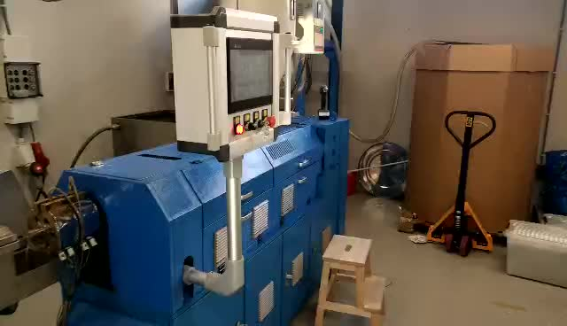 1.75mm abs 3d filament plastic extrusion machine line for 3d printing