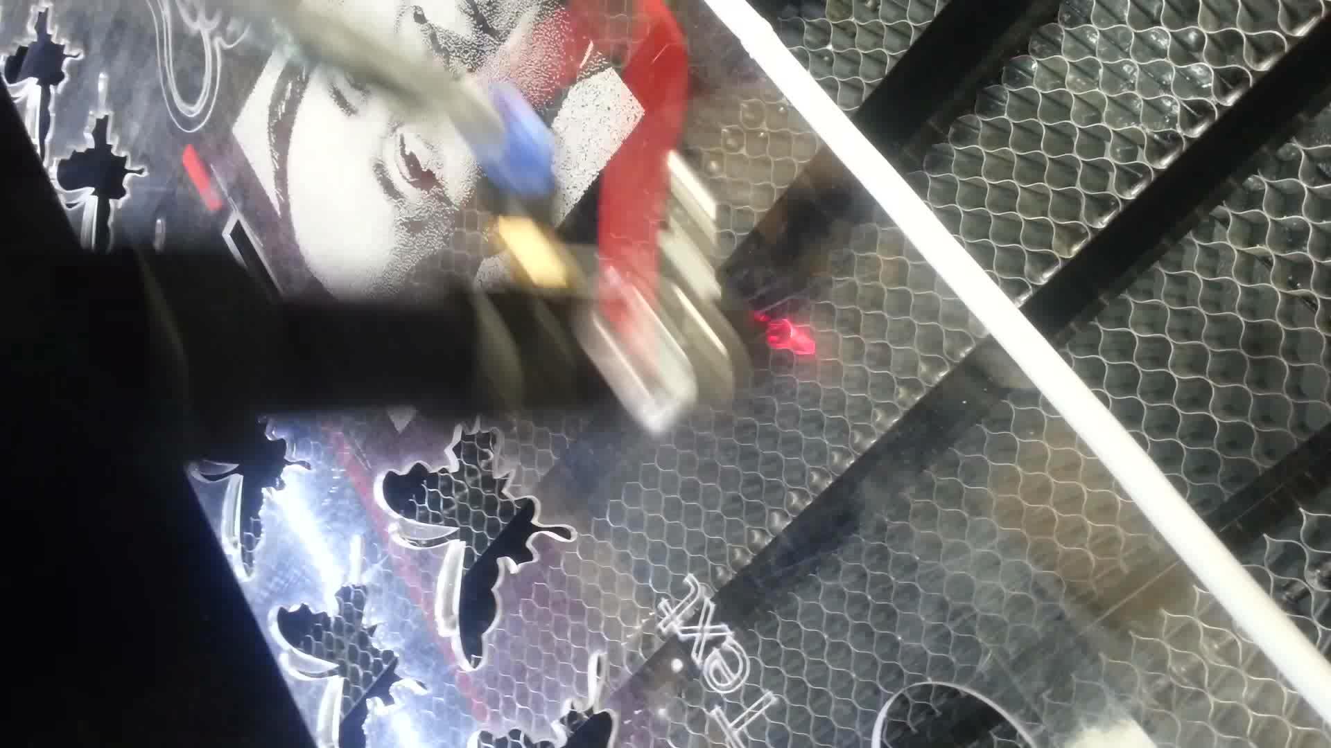 Jinan CO2 1390 laser snijmachine cutter prijs voor acryl graveermachine 60 w 80 w 100 w 150 w