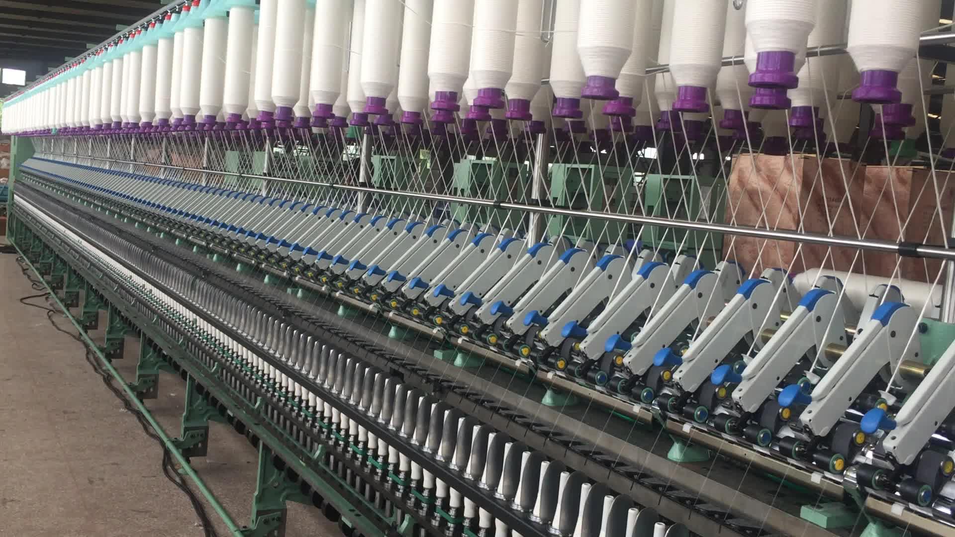 Cotone cardatura macchina in anello di filatura mulino cardatura macchina