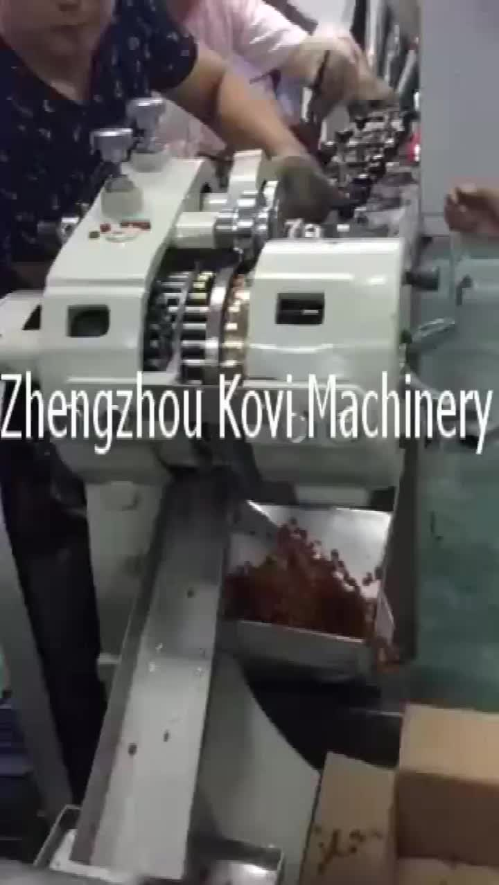 high efficiency small hard candy moulding making machine in germany