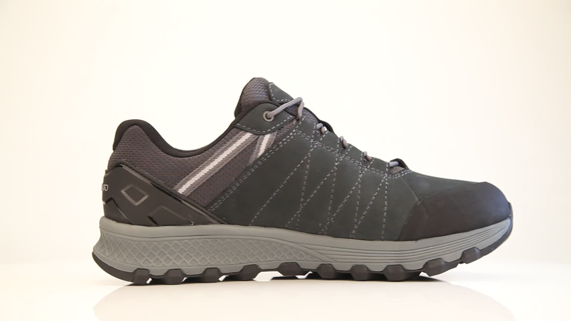 HOTPOTATO marca best selling top qualidade premium couro à prova d' água para caminhadas ao ar livre sapatos T19