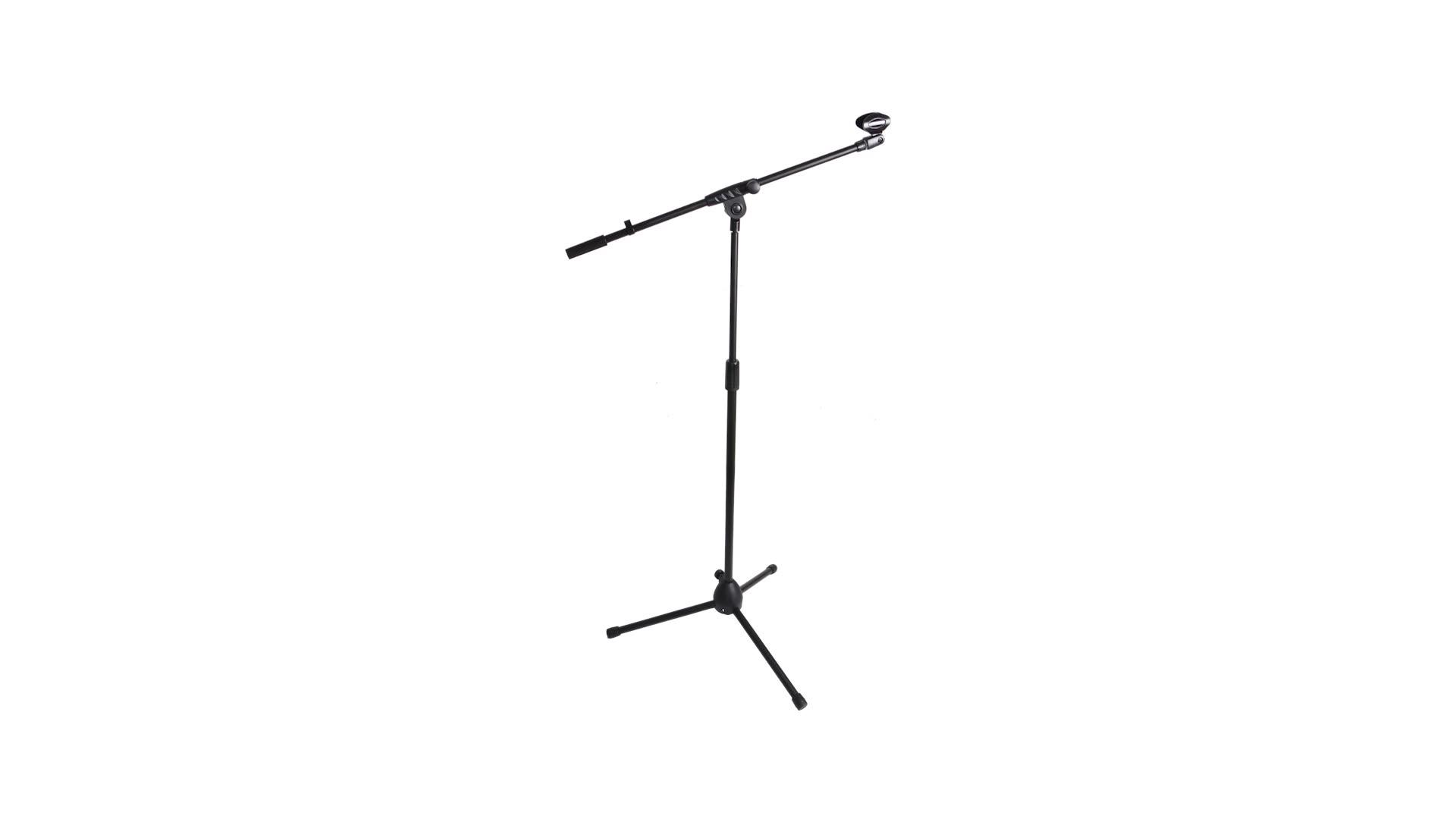 De Metal ajustável de alta qualidade venda quente do microfone stand HEBIKUO M-100