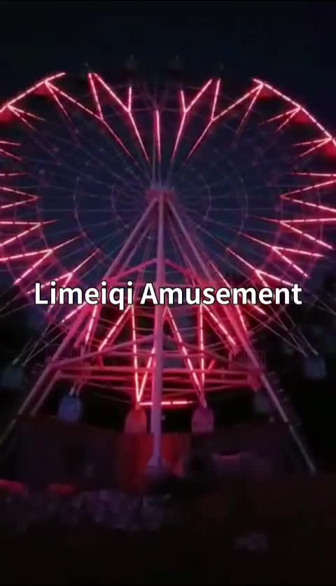 Romantic amusement park large ferris wheel observation sightseeing ferris wheel for sale