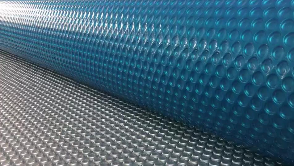 Helder transparant opblaasbare hard zwembad covers voor 8 12 15 20 ft boven ronde solar zwembad cover