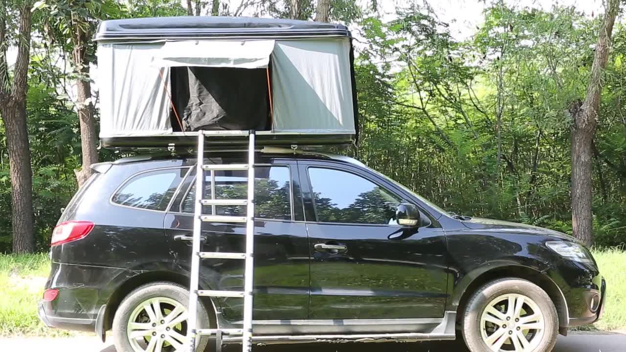 4X4 OEM mejor oferta automática pop de shell duro del techo carpa para acampar en coche