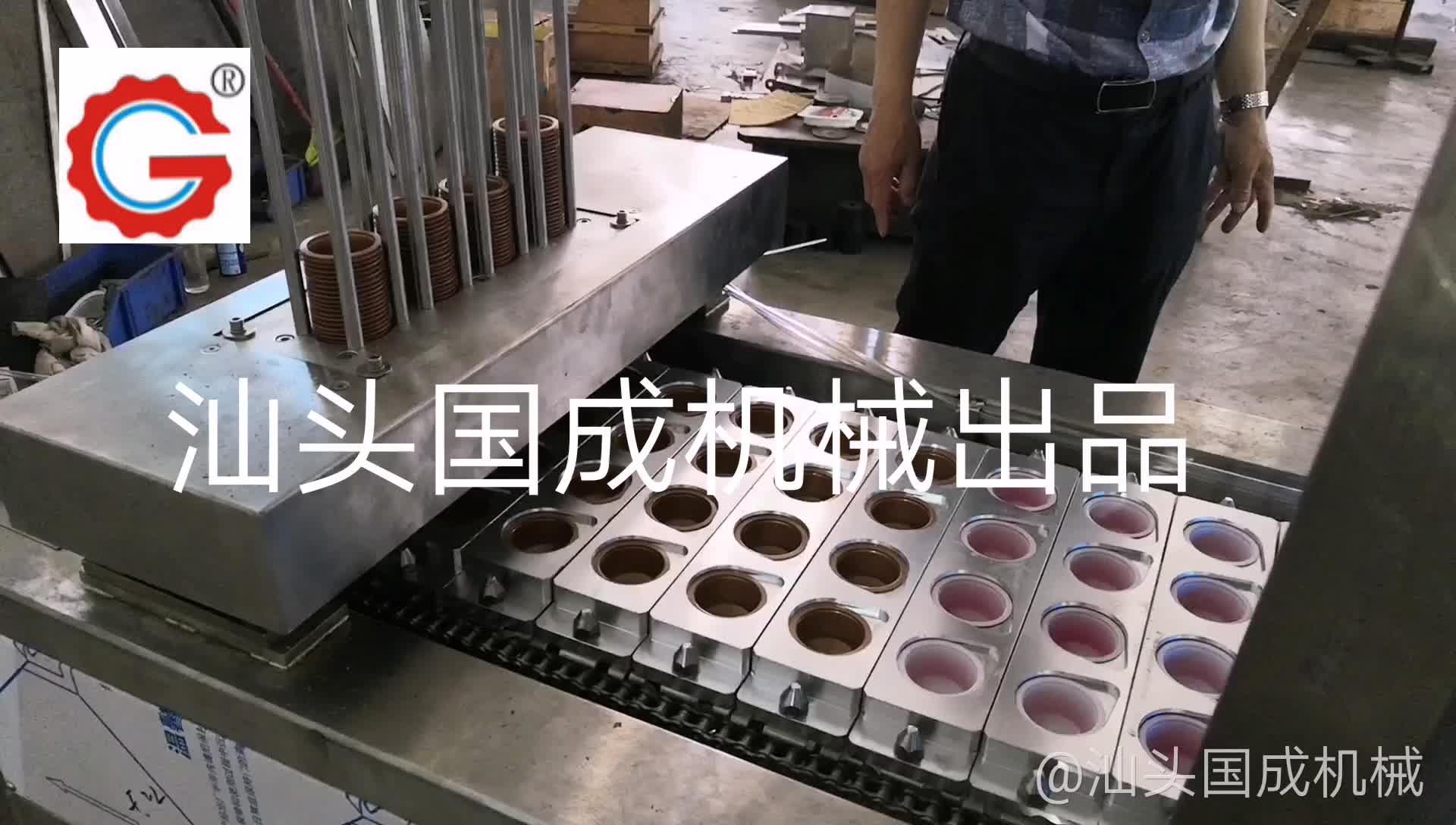 Otomatik Gıda macun dolum makinesi Için Karıştırıcı ile Domates Sosu/Fıstık Ezmesi/Krem