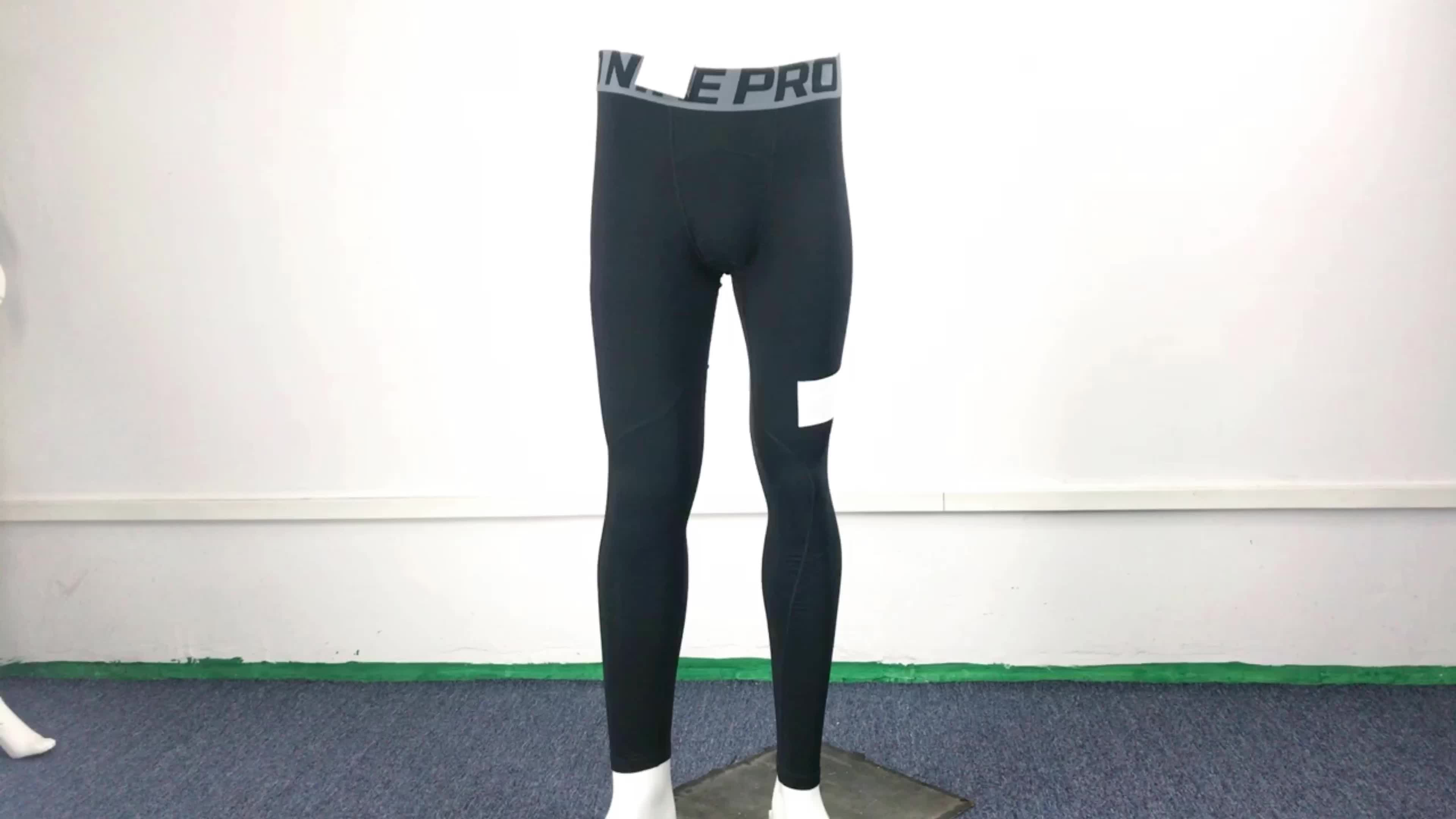 Baru Dirancang Pria Kebugaran Celana Kustom Kosong Fashion Celana Jogger