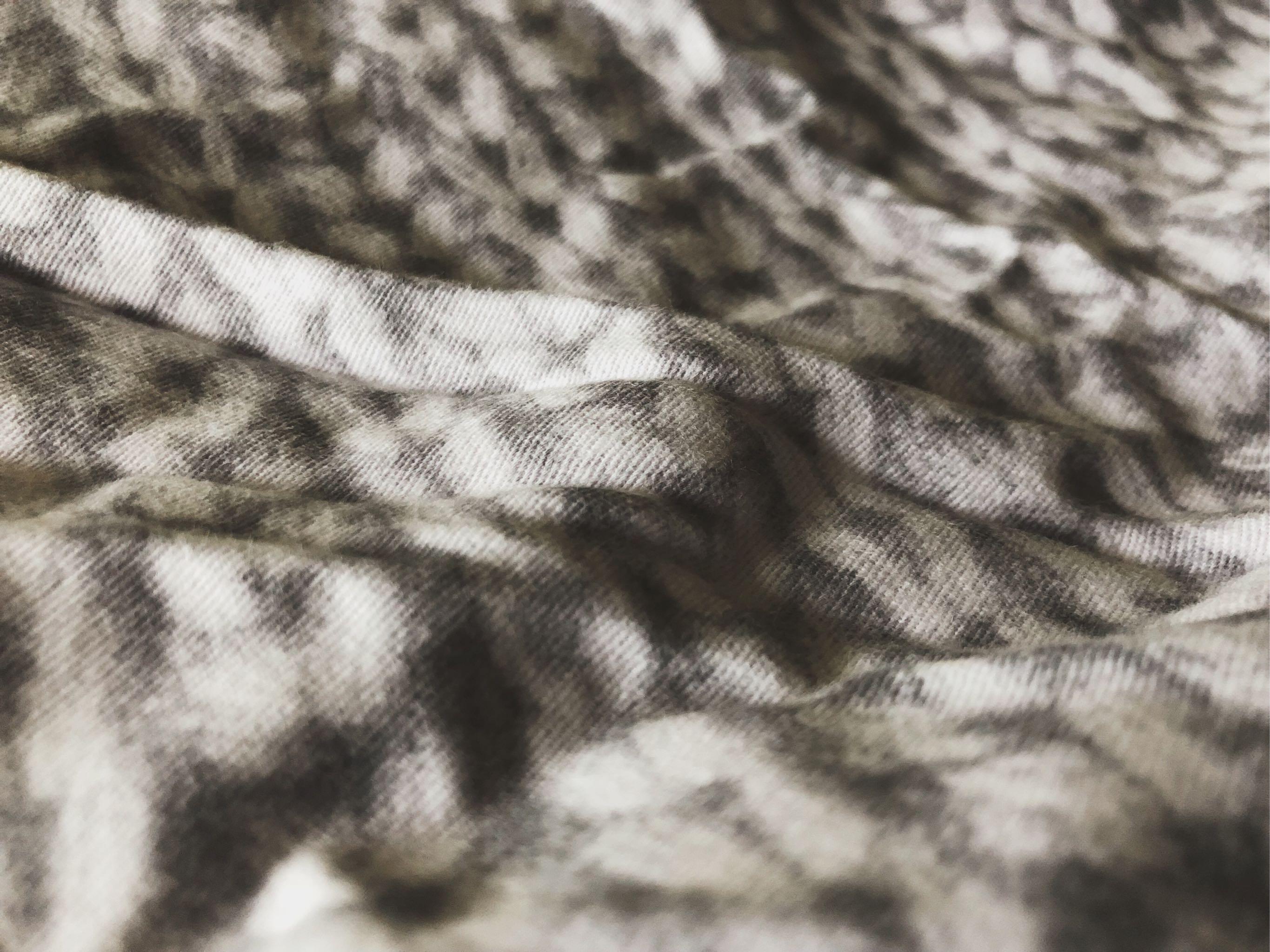 水星家纺 全棉磨毛活性四件套