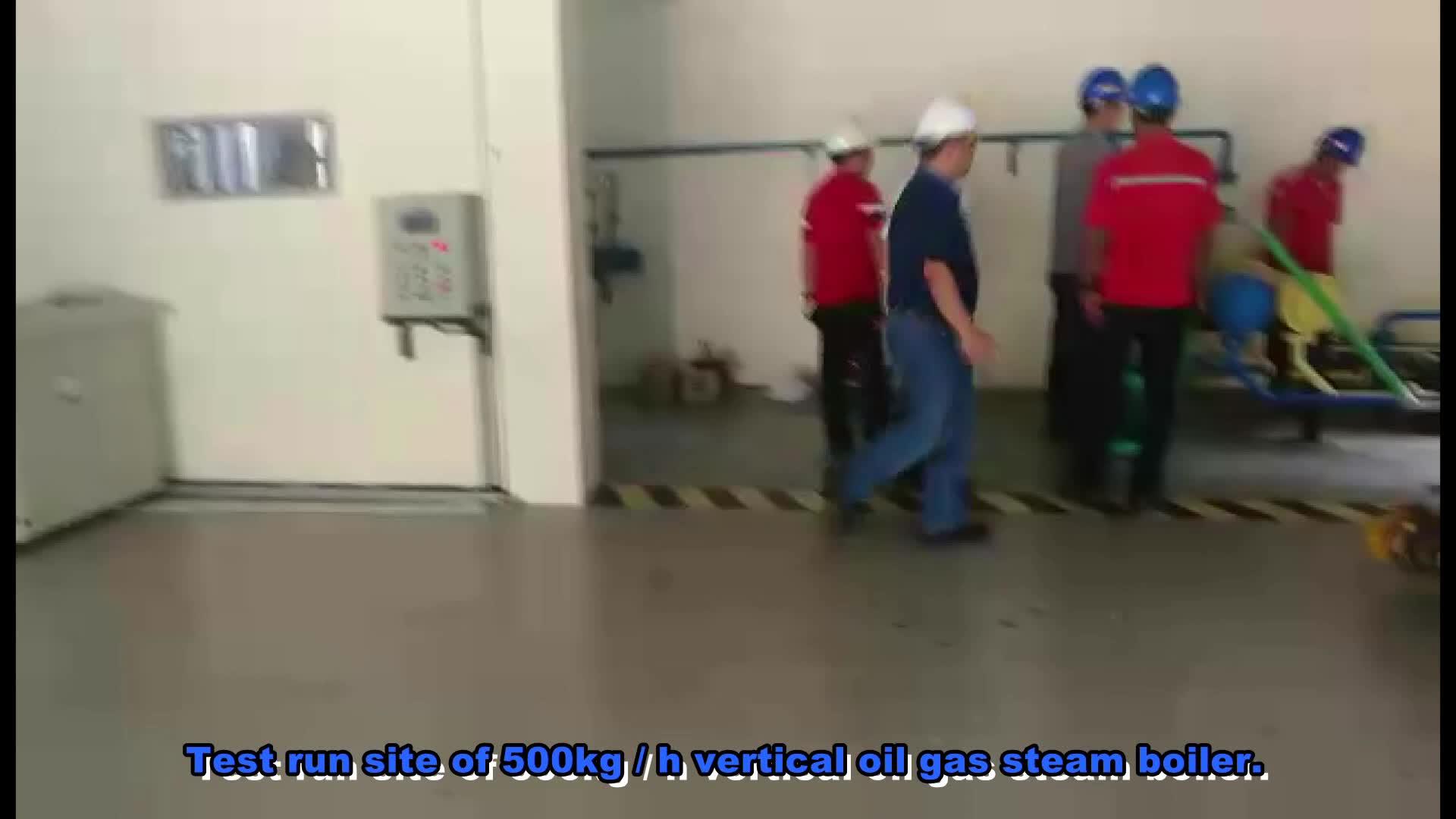 EPCB Itália Queimador de Biogás Motor A Vapor Da Caldeira de Vapor Da Caldeira