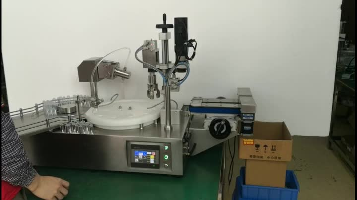 Pharmaceutic liquid filling machine with small bottle filler,ampoule filling and sealing machine with 30ml bottling machine