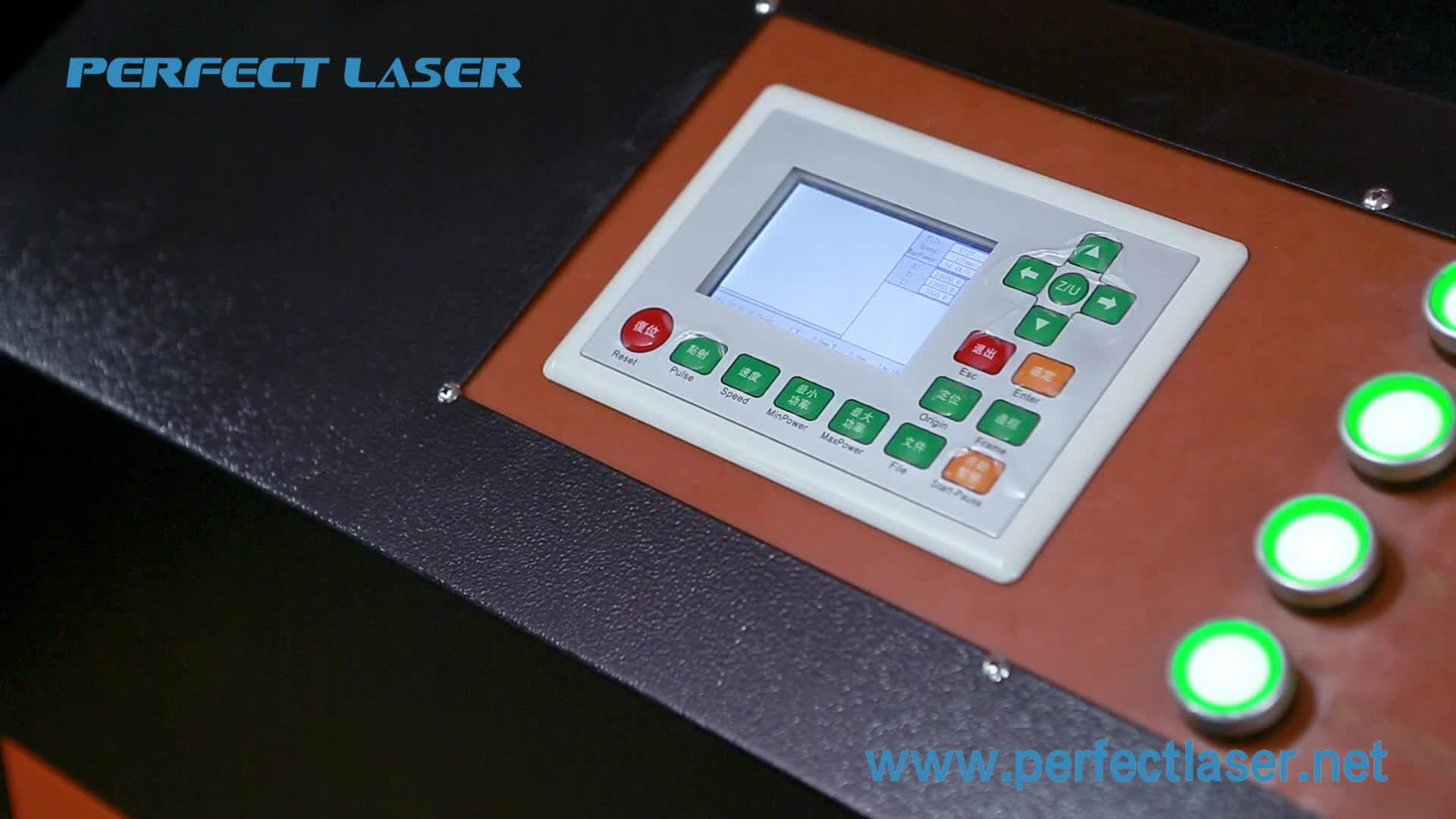 Single-Head 400W / 600W Die Board Laser Cutting Machine for Packaging Industry