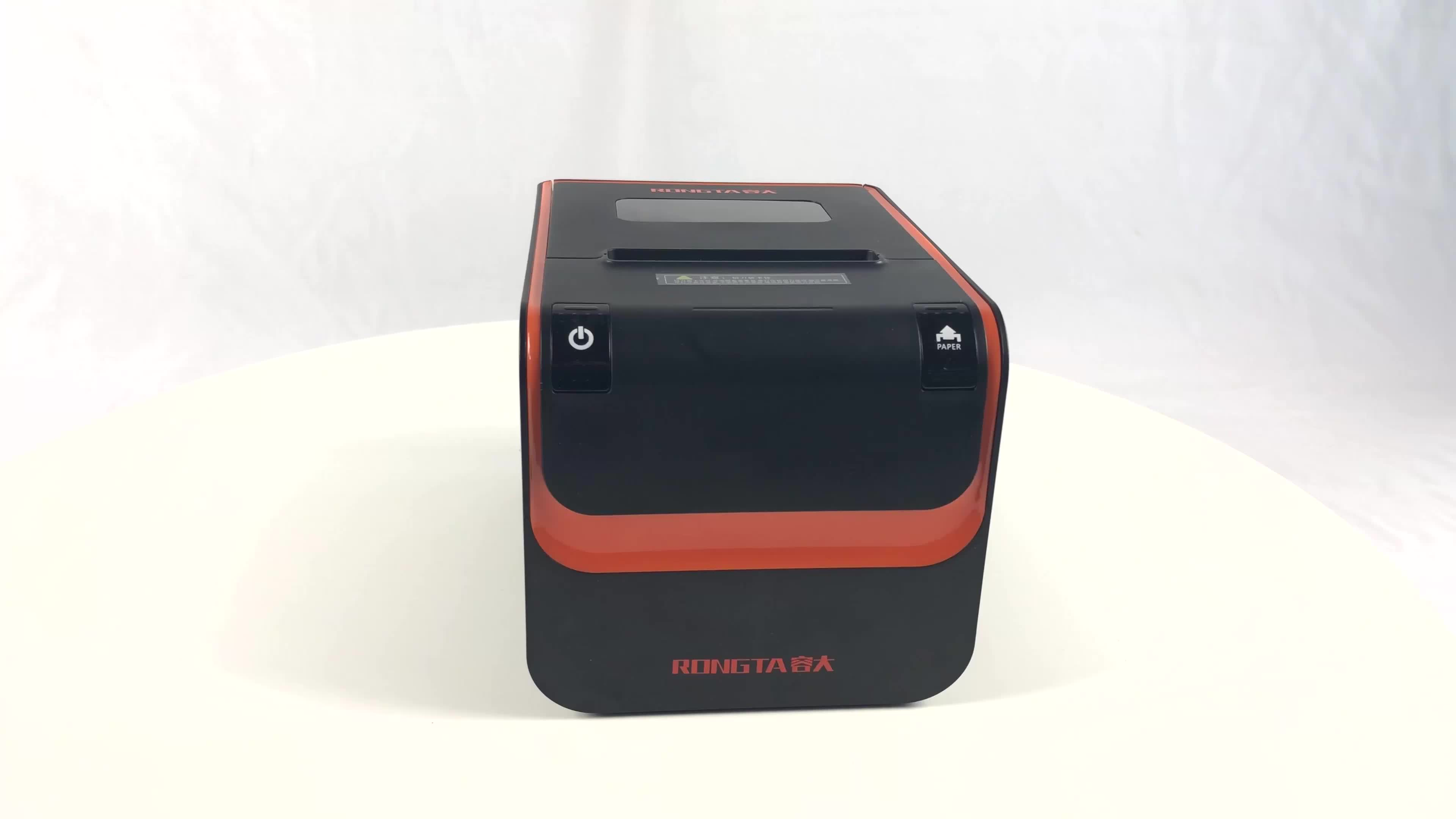 Cost-efficient 80mm POS printer thermal receipt printer RP332
