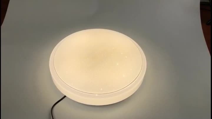 Chinese different size cheap modern hotel round led acrylic ceiling lamp