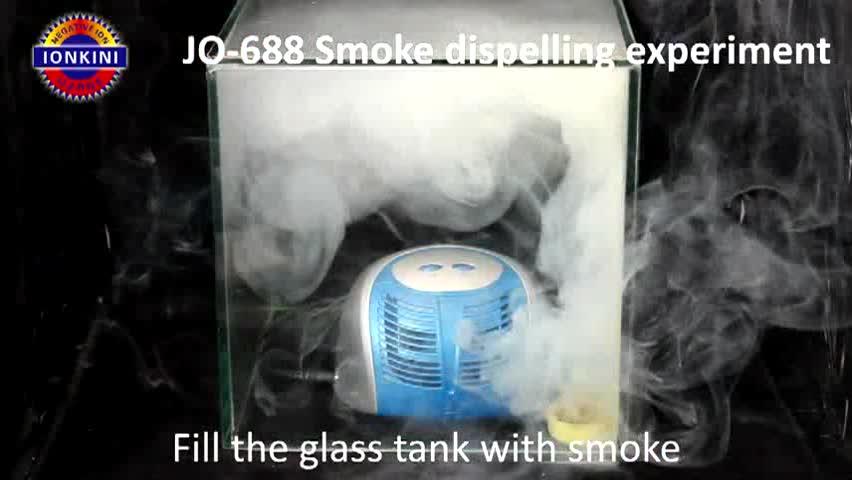 Dual Scent Ionic Aroma Essential Oil Diffuser JO-688