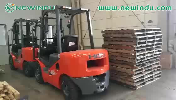 HELI CPCD100 cheap 100 ton diesiel forklift mast for sale in kenya