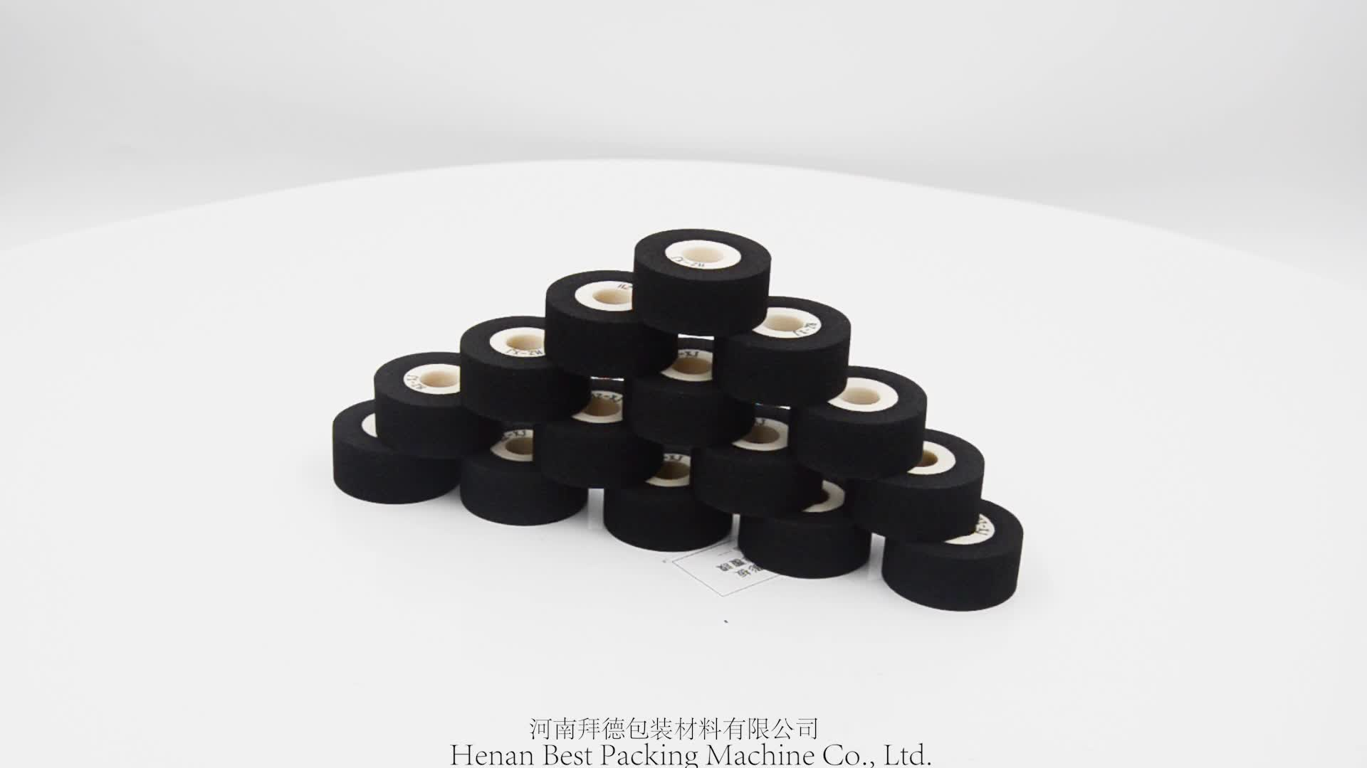 HZ-XJ type Dia36mm Black color Height 36mm 32mm Hot Ink roll