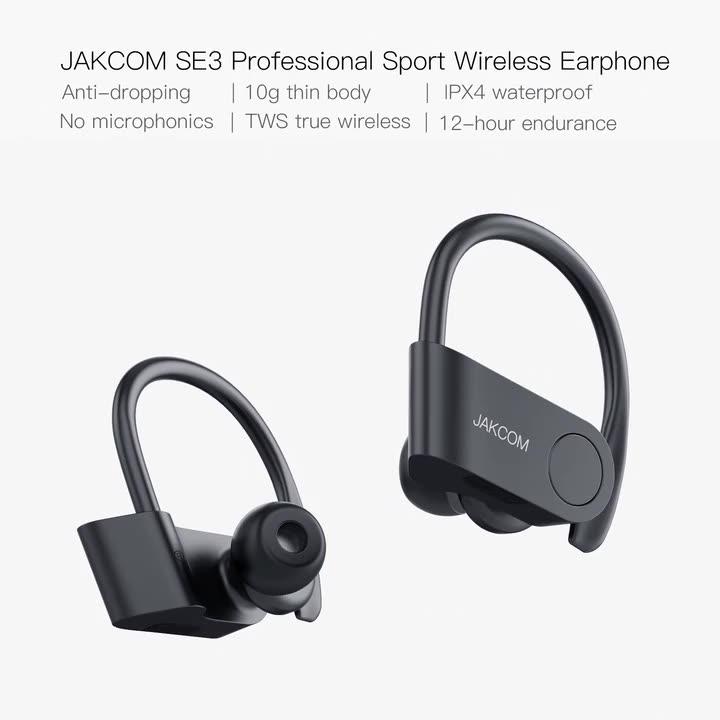 JAKCOM SE3 Professional Sport Wireless Earphone New Product of Earphones & Headphones 2020 as earphone headphone adifonos a3 pro