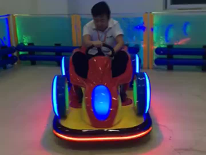 Whirlwind drift bumper car amusement playground drift car for sale