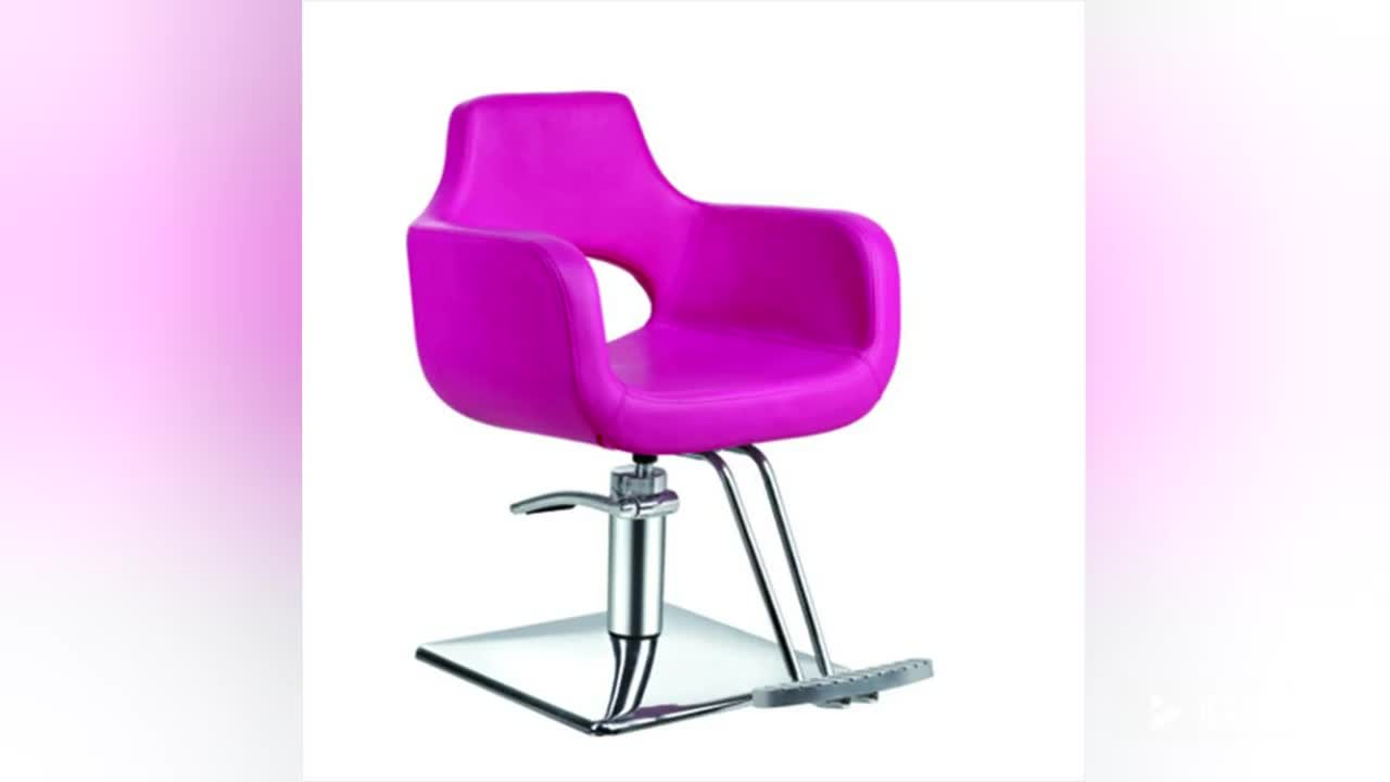 cheap salon chair good  quality  luxury salon styling chair   and price