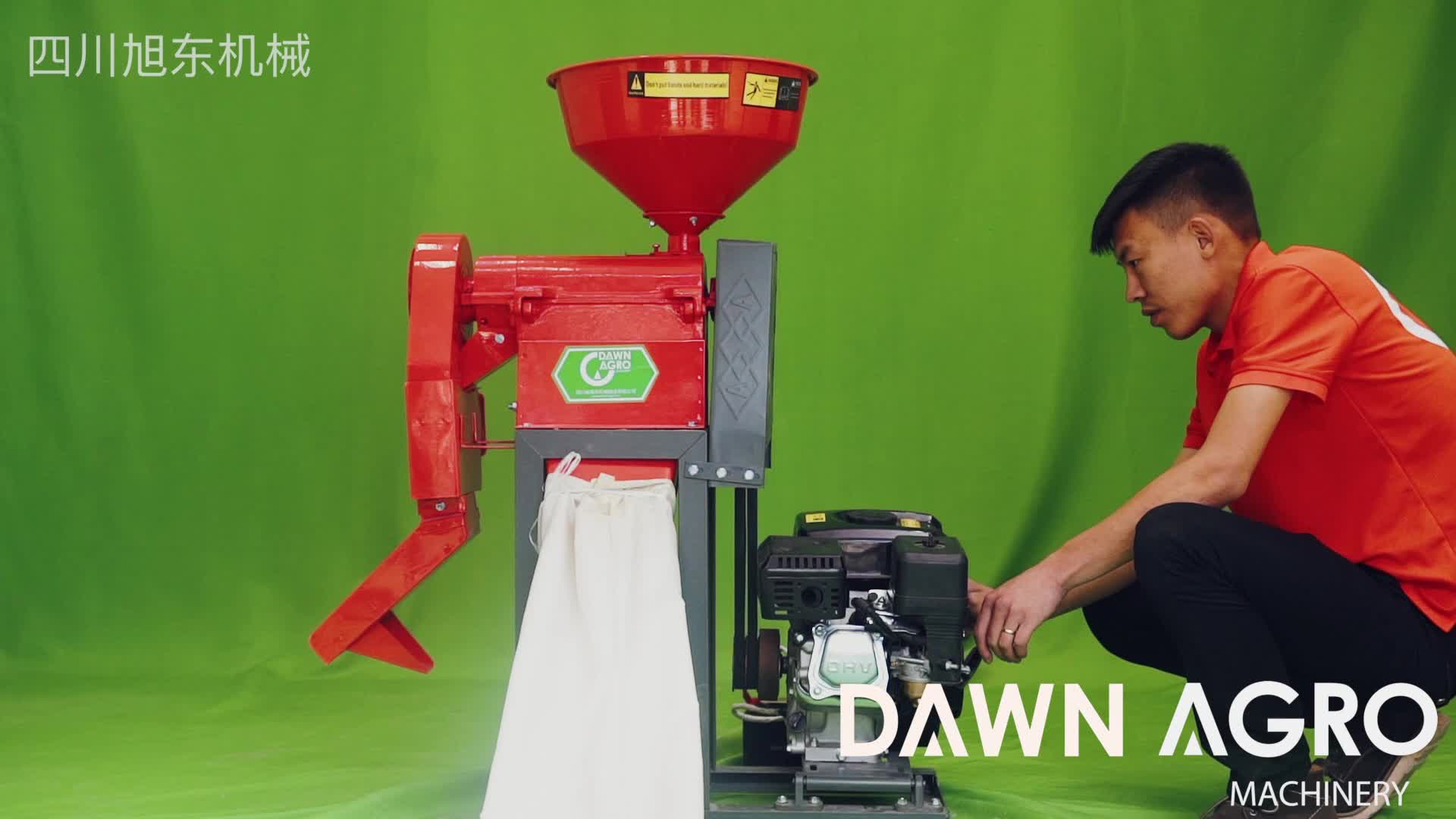 DAWN AGRO Mini Rice Mll Polisher Machine Parboiling Plant Price in India