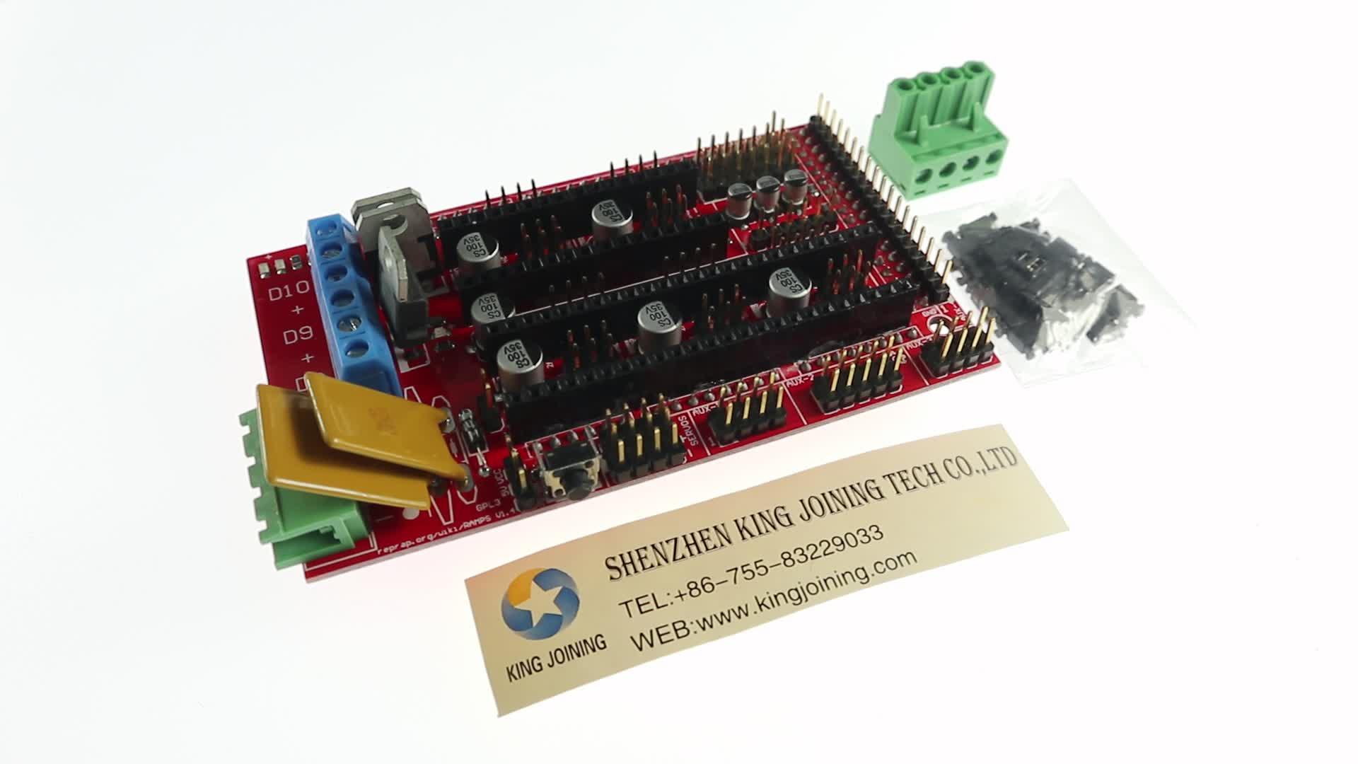 KJ107 3D printer control panel printer RAMPS 1.4 Control Reprap MendelPrusa