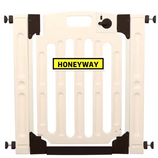 Retractable Plastic dog stair gate,indoor plastic child kids baby safe safety gate