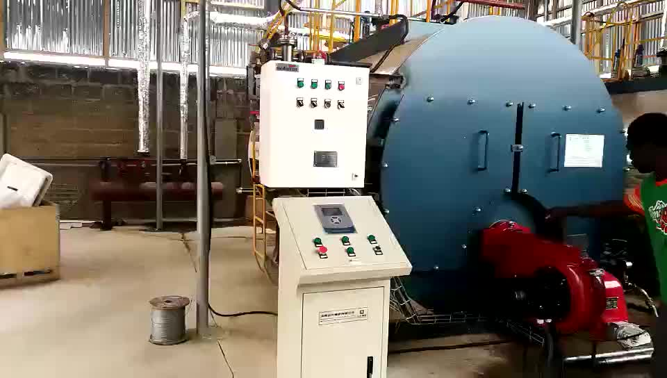 Price WNS 1 2 3 4 5 6 7 8 9 10 12 15 20 Ton Industrial Horizontal Fire Tube Natural Gas Diesel Heavy Oil Lpg Fired Steam Boiler