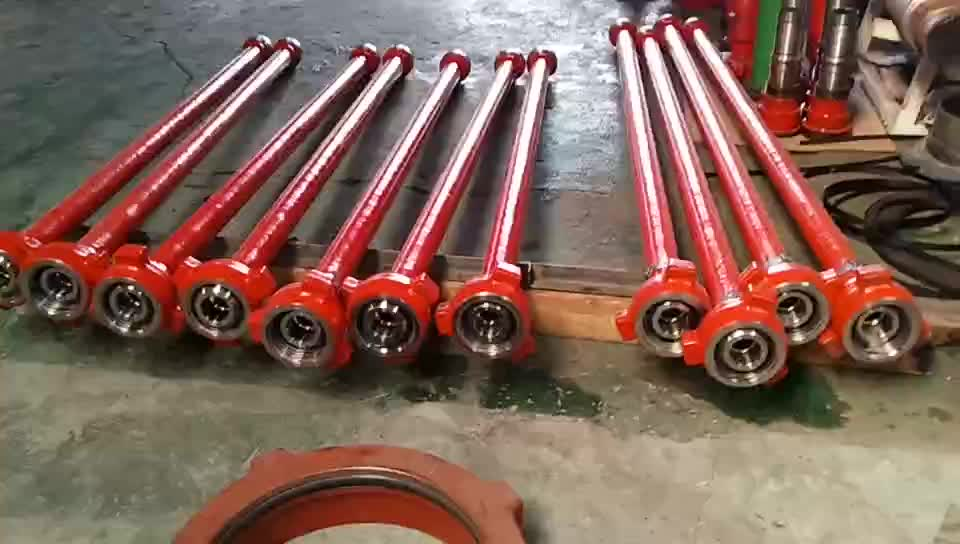 Petroleum ma-chinery parts IOS9001  high pressure Pup joints